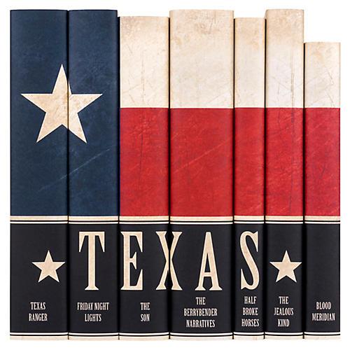 S/7 Texas Book Set