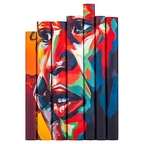 S/7 Toni Morrison Portrait Book Set