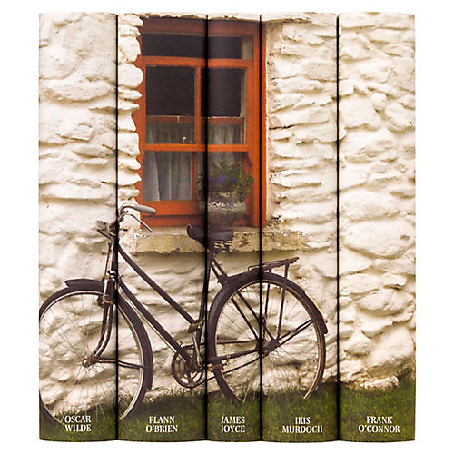 S/5 Irish Literature Book Set