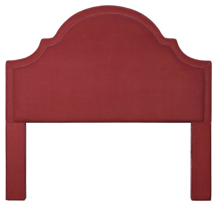 Kedelston Headboard, Dusty Rose