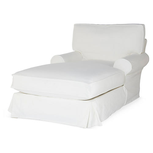 Lauren Chaise, White