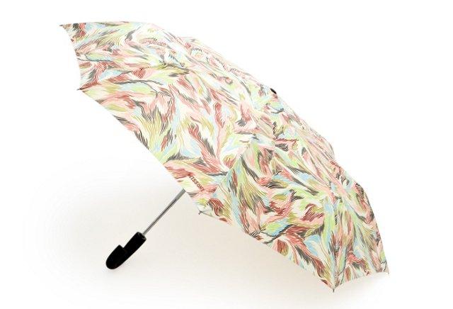 Telecrook Umbrella, Pink/Green