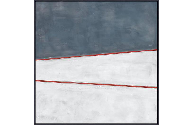 Lillian August, Blue White Red 1