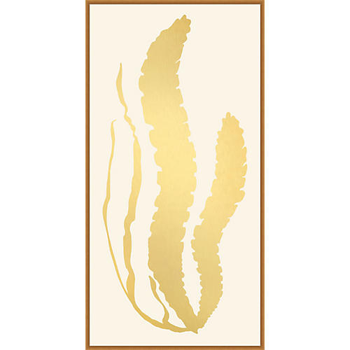 Lillian August, Gold Leaf Sea Grass 2