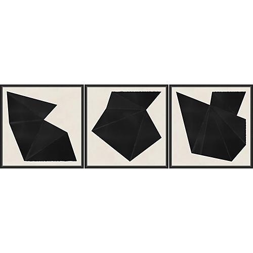 Origami 1-3, Lillian August