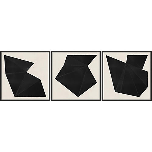Lillian August, Origami 1-3