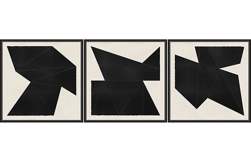 Lillian August, Origami 4-6