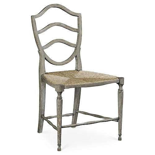 Bodiam Side Chair, Gray