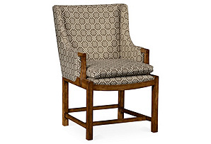 Coniger Accent Chair, Beige*