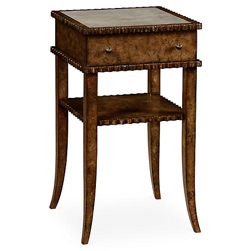Huxley Nightstand, Walnut