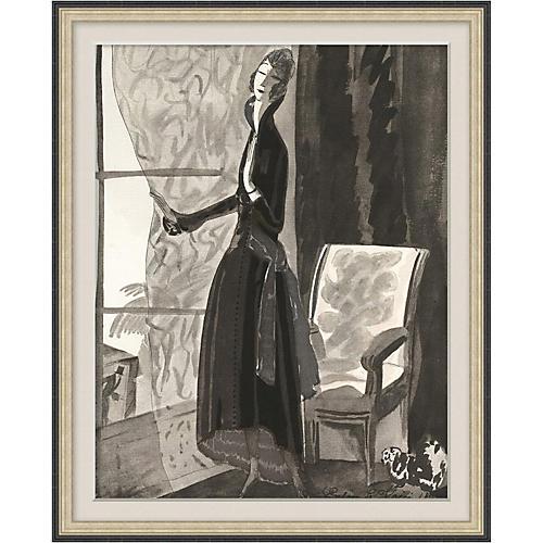 Lady at Window