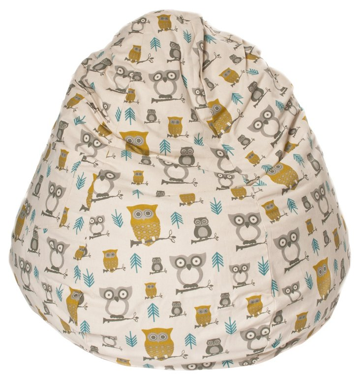 Hooty Bean Bag, Summerland