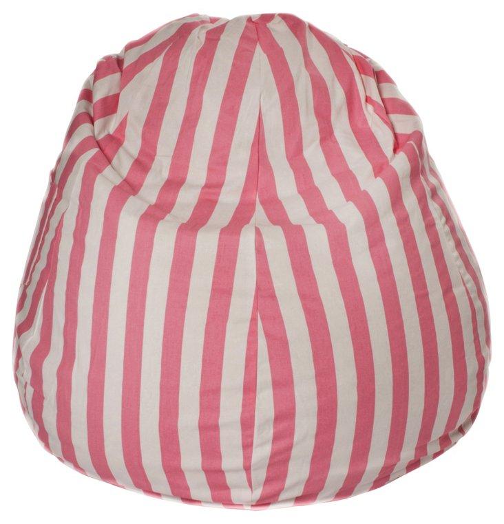 Canopy Bean Bag, Pink
