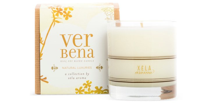 Natural Luxuries Candle, Verbena