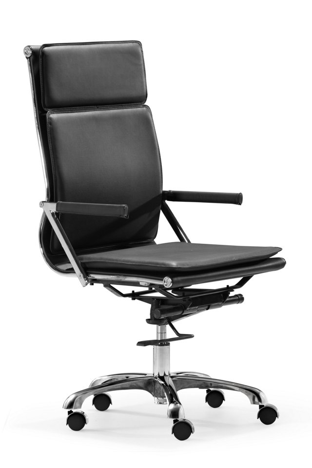 Lider Plus High Back Office Chair, Black