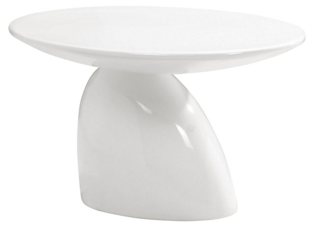 DNU, O-Bolo Coffee Table, Whit