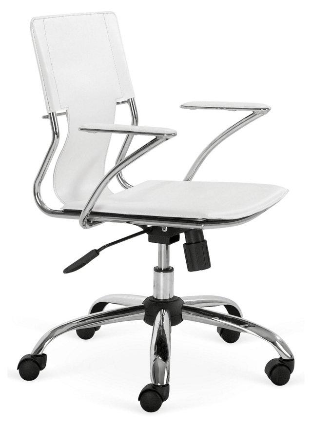 DNU, O-Leonard Office Chair, W