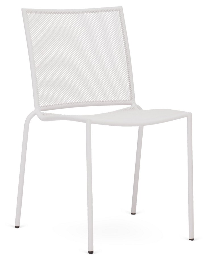 Repulse Bay Chair White, Set of 4