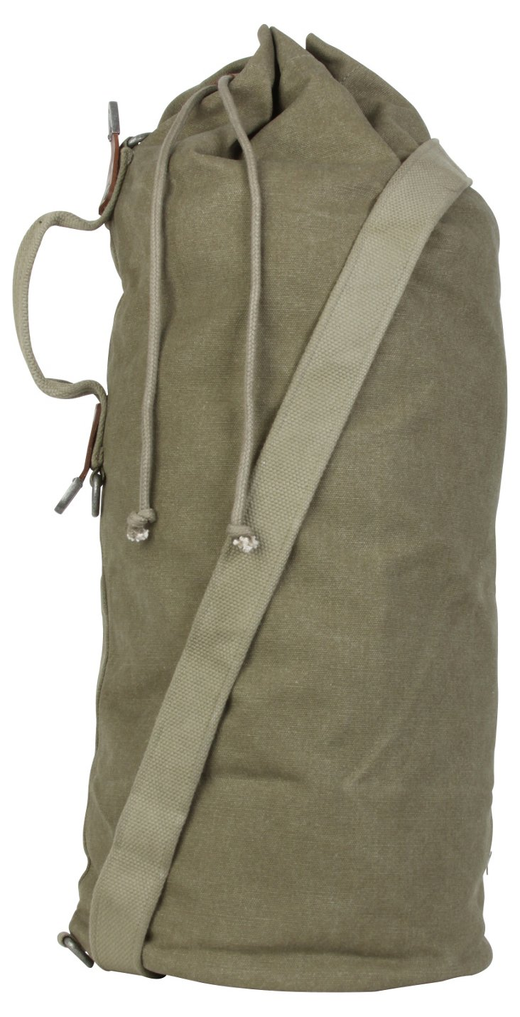 Cavalry Duffel Large, Olive