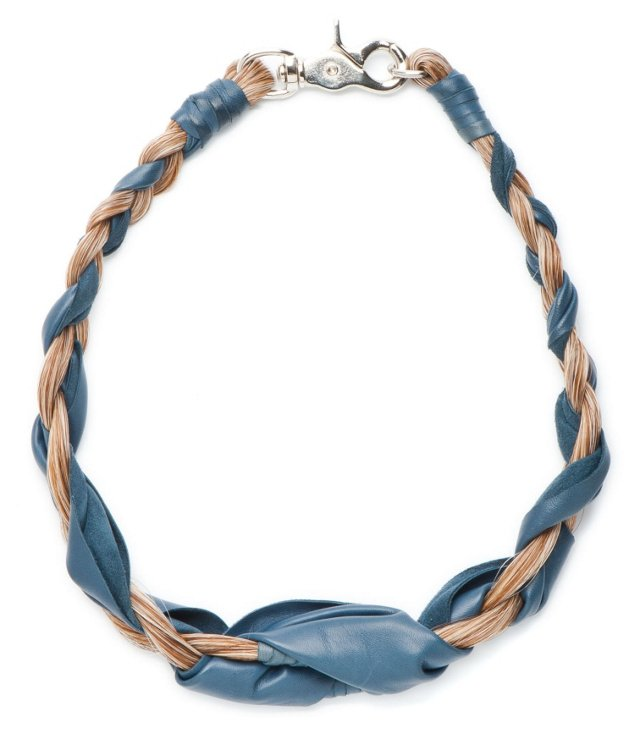 Sorrel Braided Necklace