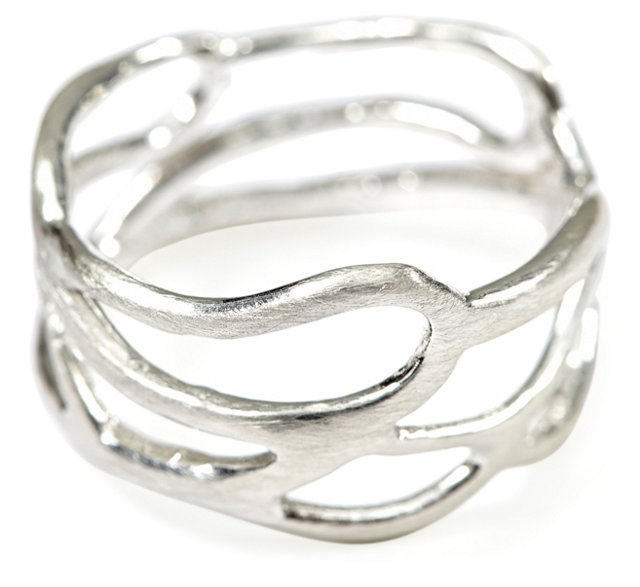 Sterling Silver Chelle Ring