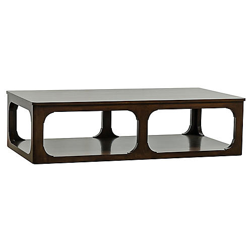 Gismo Coffee Table, Espresso