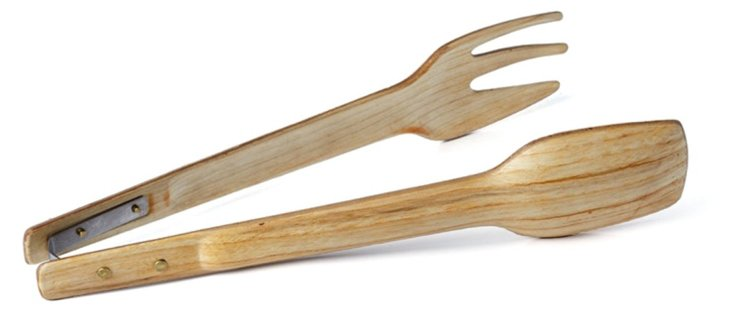Hackenberry Tongs, 12.5""