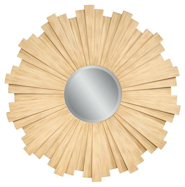 Tivana Sunburst Wall Mirror