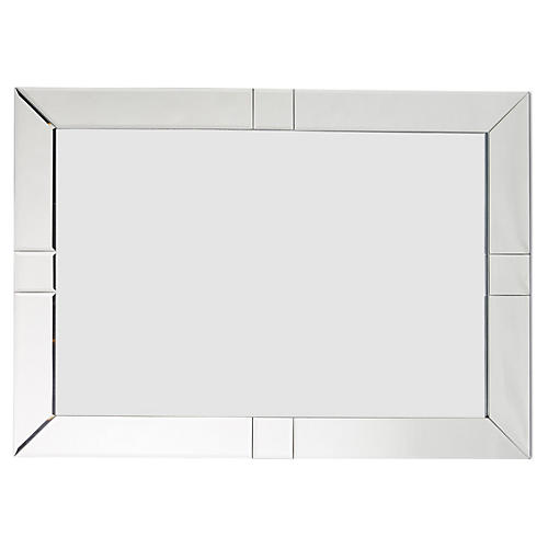 "Triton 42""x30"" Wall Mirror"