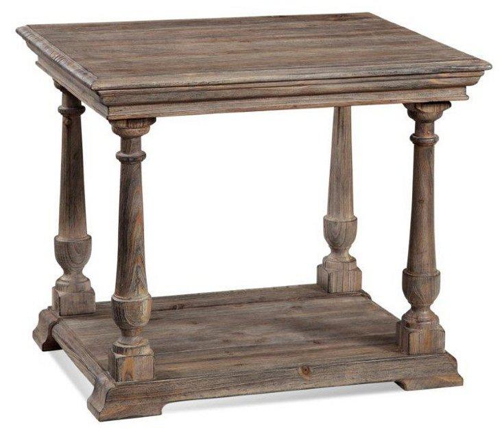 Pemberton Rectangular Side Table