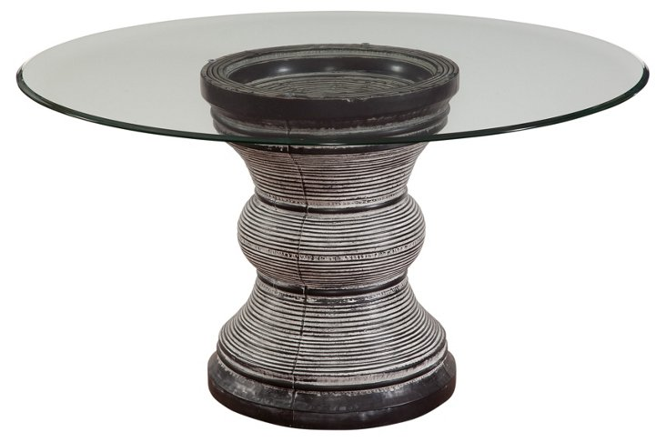 Mercer Dining Table Top & Base