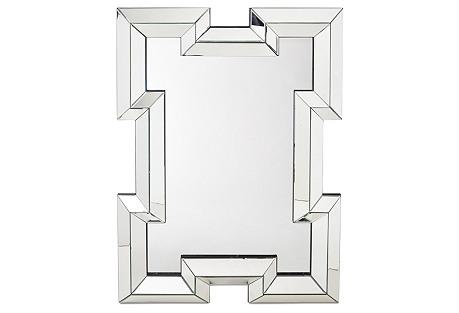 Modern Mirror, Clear