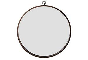 Quinn Wall Mirror, Bronze