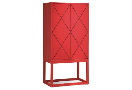Dorset Bar Cabinet