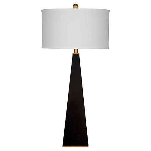 Maya Table Lamp, Black