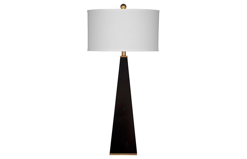 Maya Table Lamp, Black