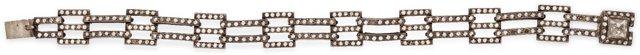 1930s Paste Bracelet IV
