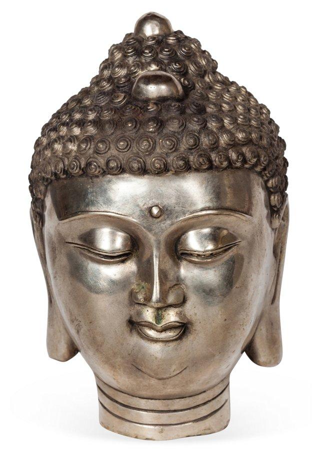 Buddha Head II