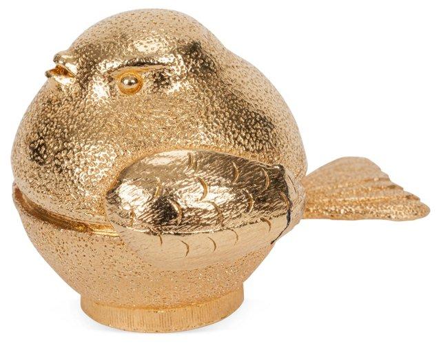 Florenza Bird Pill Box II