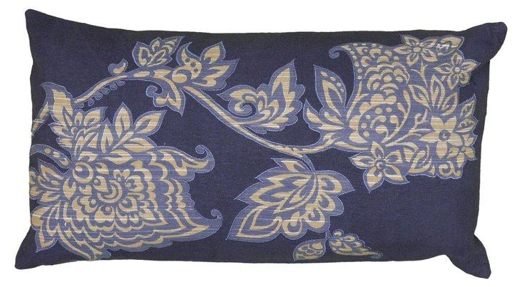 Kendall 11x21 Pillow, Navy