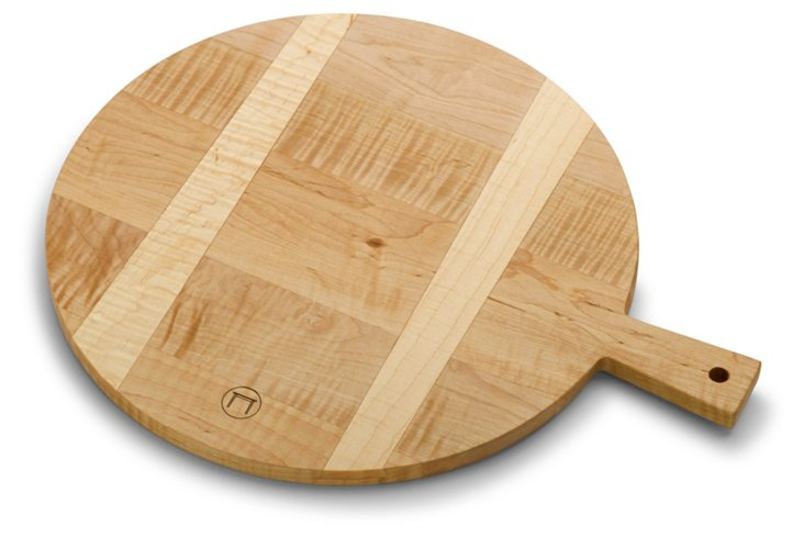 Tiger Maple French Paddle Board