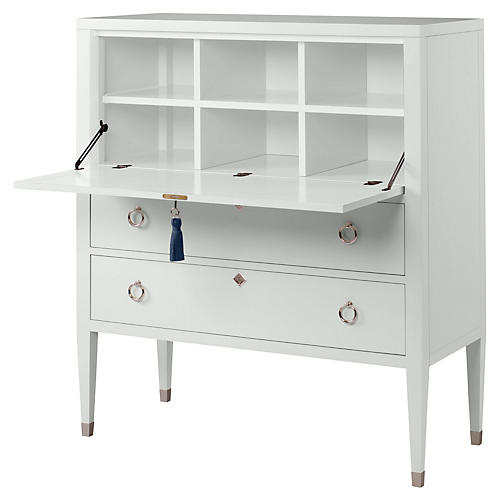 Easton Secretary, White