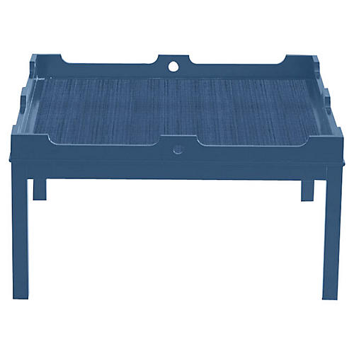 Fairfield Coffee Table, New York Blue
