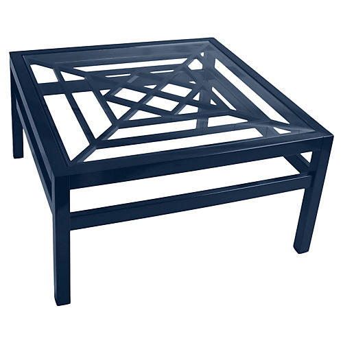 Southport Coffee Table, Navy