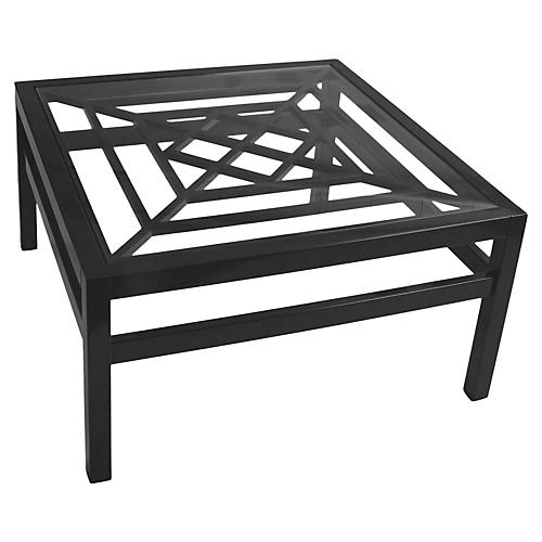 Southport Coffee Table, Black
