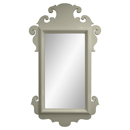 Charleston Wall Mirror, Fawn Brindle