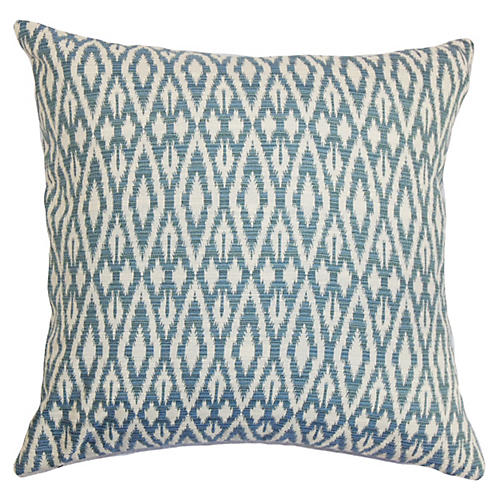 Hafoca Pillow, Denim