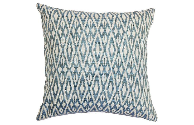 Hafoca Pillow - Denim
