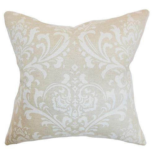 Olavarria Pillow, Ivory