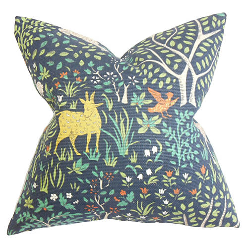 Nature Pillow, Green